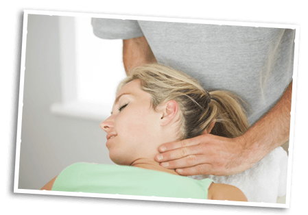 A young woman receiving Tinnitus therapy