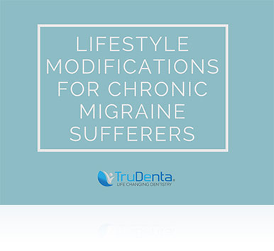 Tip Sheet Lifestyle Modifications for Migraine Sufferers